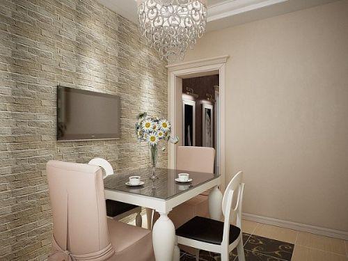 Уют и романтика маленькой квартиры / Дизайн интерьера / Архимир