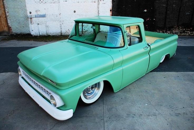 1963 Chevy C10 Custom