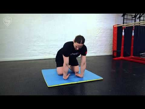 Wrist & Hand Squence Mobility WOD - All Things Gym