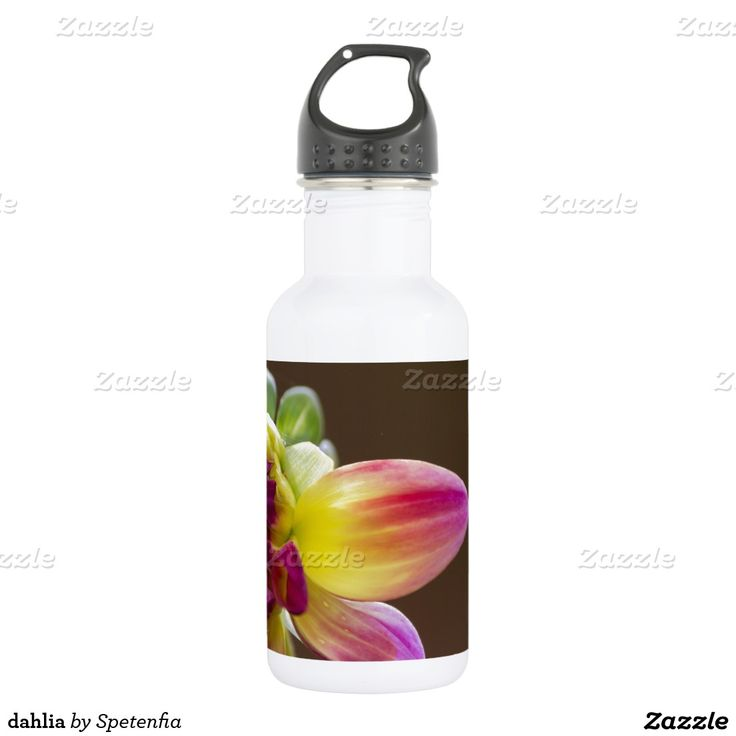 dahlia 532 ml water bottle