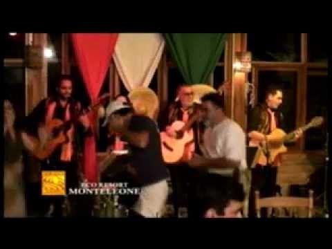 GRUPO MEXICANO MARIACHIS NO BRASIL E A MUSICA TEQUILA !!! MUI BAILANTE
