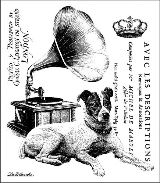 LB1474 His Masters Voice