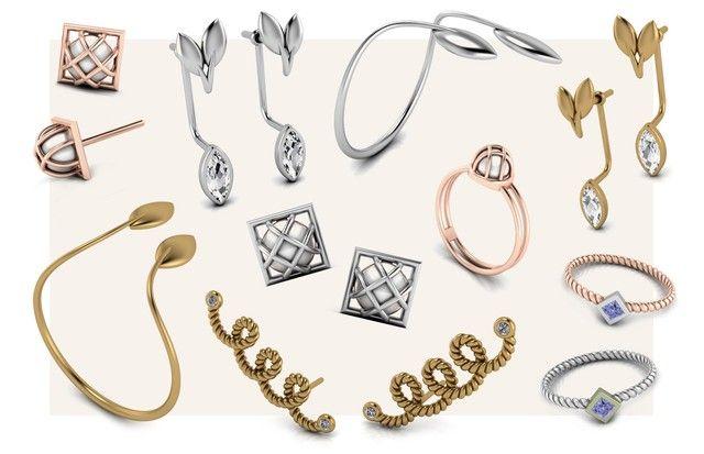 Sophia Hegg + NEU Jewels (Foto: Arte Vogue Online)