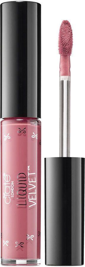 Ciate London – Liquid Velvet Moisturizing Matte Liquid Lipstick in Div