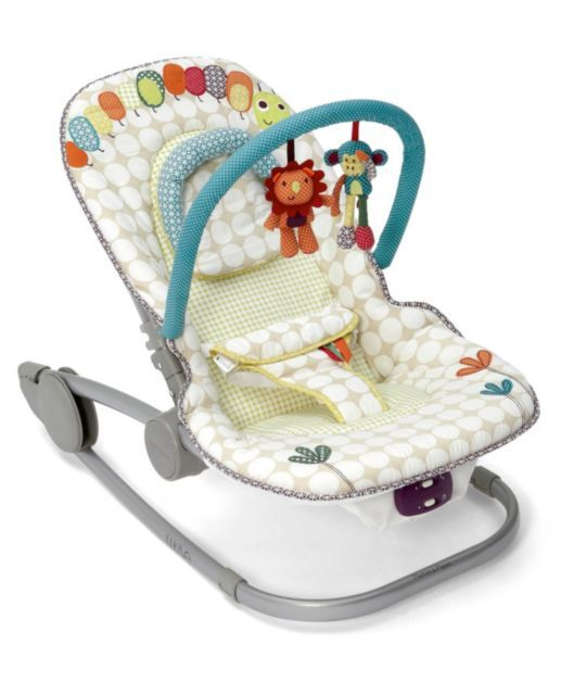 Baby Gift Baskets Mamas And Papas : Wave rocker jamboree mamas and papas reclining
