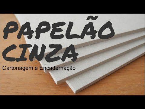Como Cortar Papelão Cinza | como Cortar Papel Holler / Hörlle Reto e Redondo Manualmente - YouTube