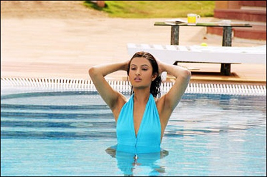 """Sayali Bhagat in the Movie """"Main Rony Aur Jony""""."""
