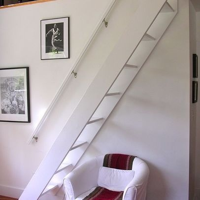 1 choice loft ladder design home improvements pinterest more loft ladders and lofts ideas - Small modern houses with loft the practical choice ...