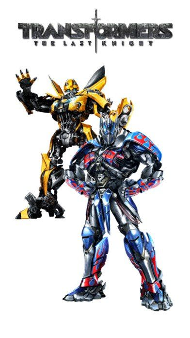 The Last Knight Official Itunes Stickers - Transformers News - TFW2005