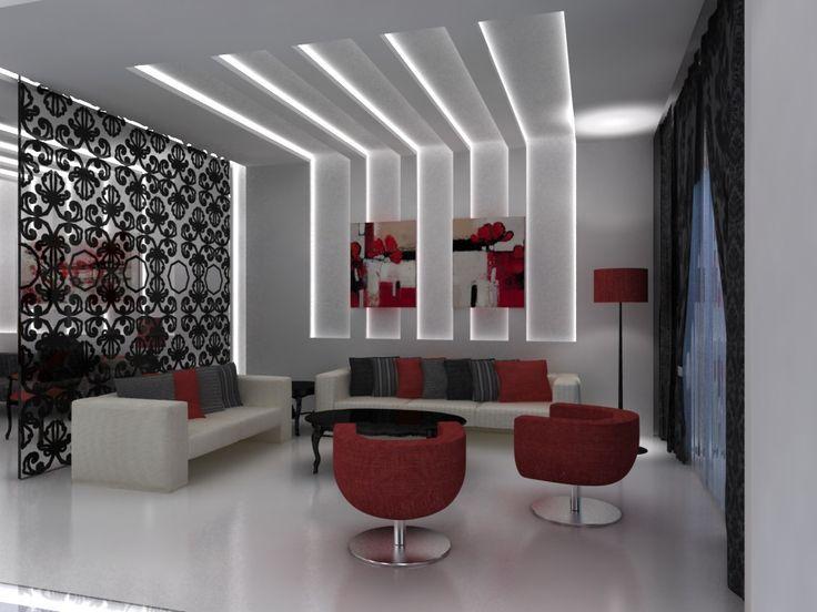 199 best Faux plafond design moderne images on Pinterest ...