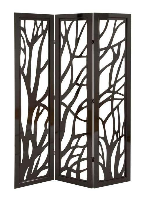 amb furniture u0026 design room divider screens panel screen in slick brown