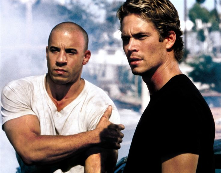 Paul Walker & Vin Diesel