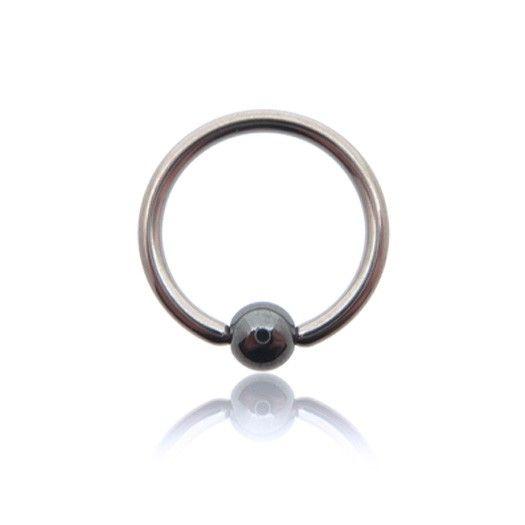 Piercing anneau avec boule clipable pour l'oreille, le téton, le nombril...CBO vous offre la possibilité de créer votre propre piercing !