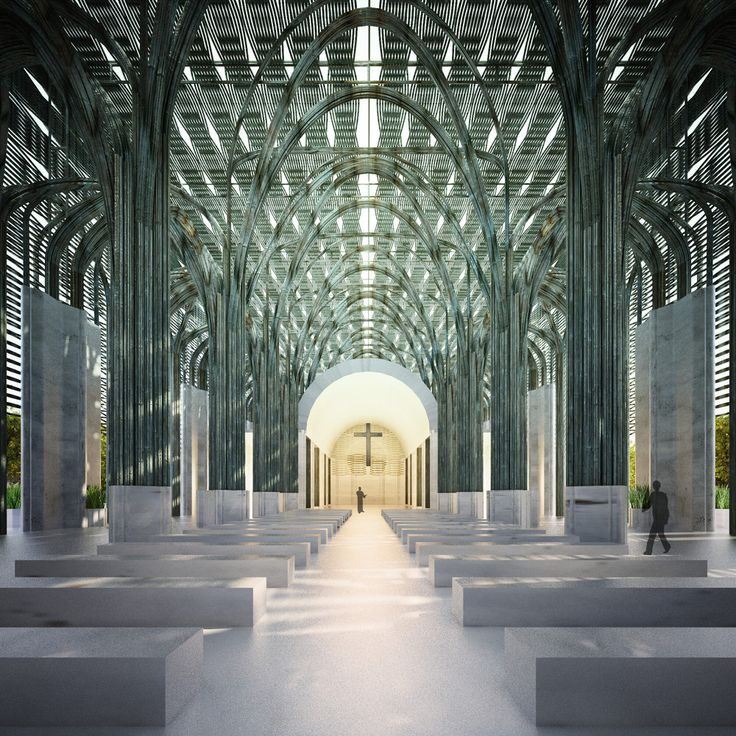 Gallery of Faith & Form's 2017 Religious Architecture Awards Recognizes the Best in Religious Architecture and Art - 5