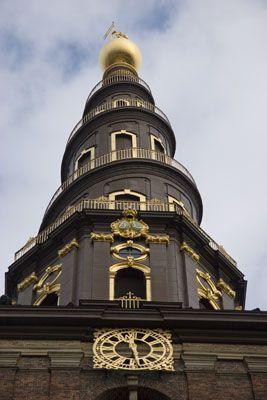 Vor Frelsers kirkes tårn Voksne 35,- Børn 5,-