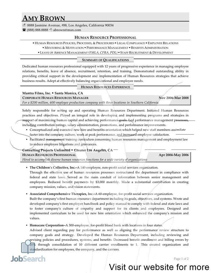 teaching resume template free Mission statement for