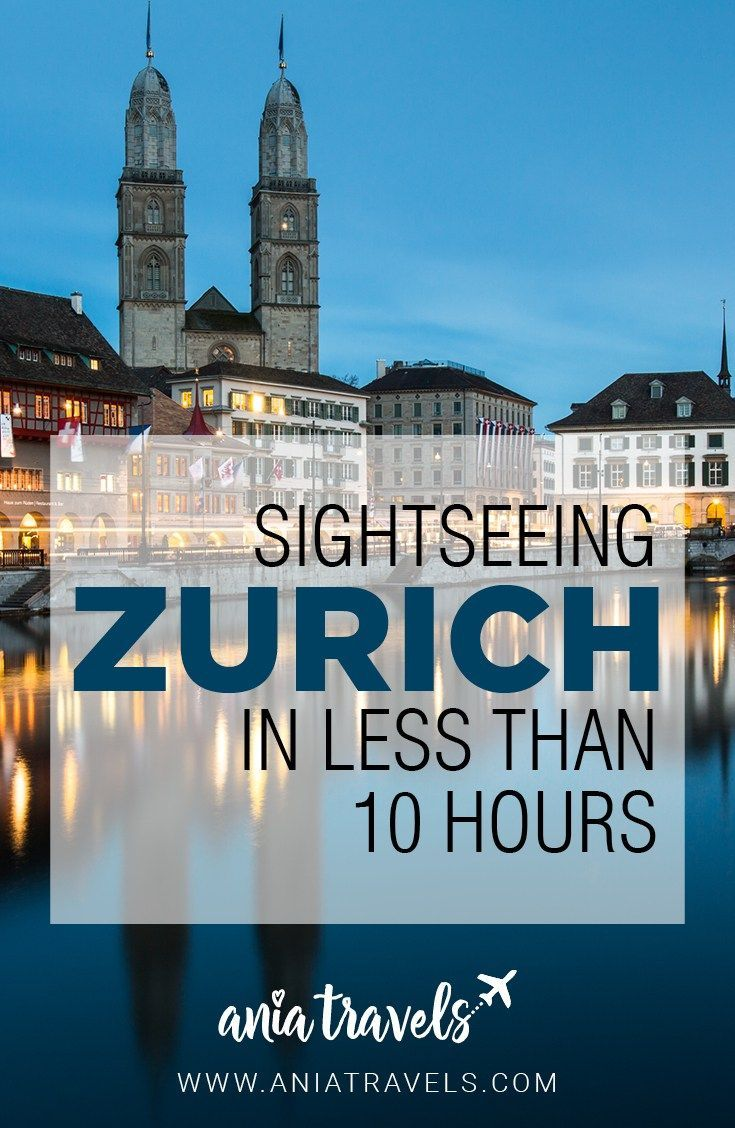 Switzerland is beautiful, but it's hard to see everything. Here's a tour that lets you sightsee Zurich and the Surroundings in less than 10 hours. Europe | Things to do in Zurich | Best of Switzerland Tours | Zurich and Surrounding City Tour