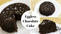 5 min Chocolate Cake in Microwave Oven | Eggless Chocolate Sponge Cake Recipe in 5 minutes - YouTube