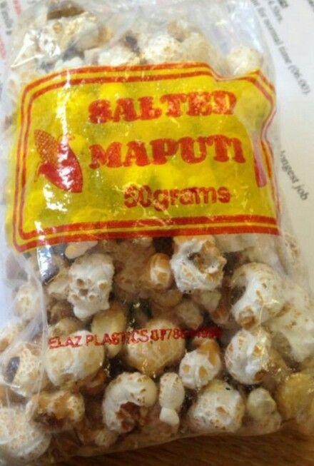 Maputi - Zimbabwean popcorn