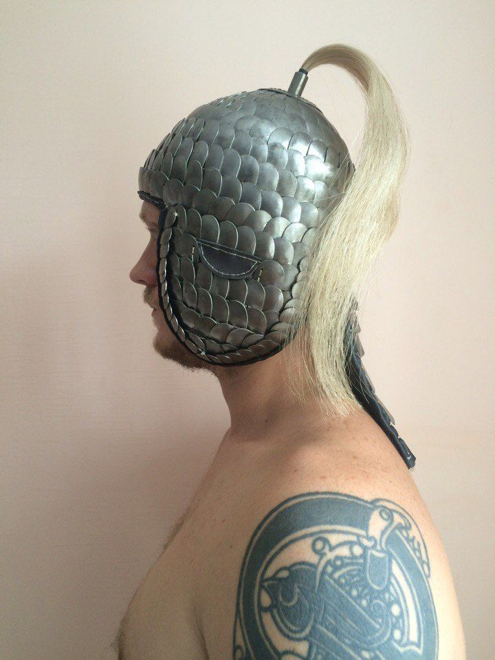 Скифский шлем Scythian helmet  Scythian Scythian helmet Шлем Скифского воина V-IV в д.э. Из кургана у села Гладковщина Скифы Скиф Скифский воин Scythian warrior Scythians Scythian