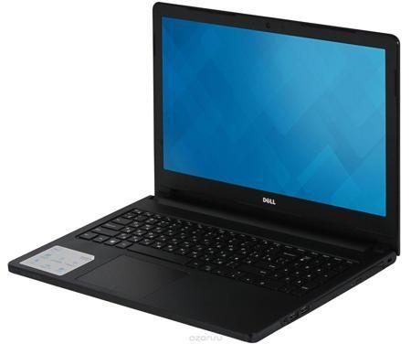 Dell Inspiron 5558 (4827), Black  — 31990 руб. —  Ноутбук Dell Inspiron 5558. Производительные процессоры Intel Core, стильный дизайн и цвета на любой вкус - ноутбук Dell Inspiron 5558 - это идеальный мобильный помощник в любом месте и в любое время. Безупречное сочетание современных технологий и неповторимого стиля подарит новые яркие впечатления вам и вашим близким. Сделайте Dell Inspiron 5558 своим узлом связи. Поддерживать связь с друзьями и родственниками никогда не было так просто…