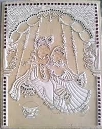 Image result for how to make tanjore painting