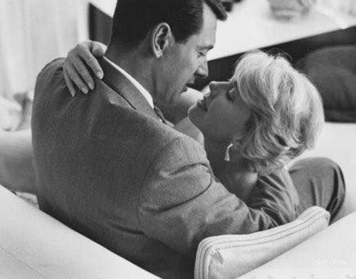 Rock Hudson & Doris Day  Pillow Talk, 1959