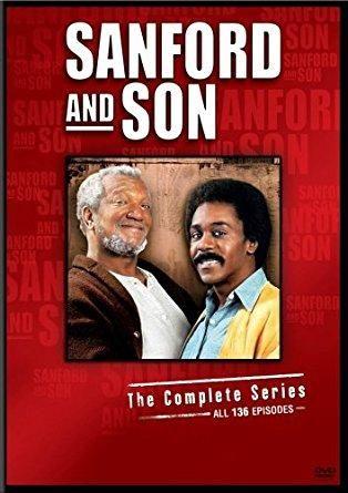 Redd Foxx & Demond Wilson & Al Rabin & Alan Rafkin -Sanford and Son: The Complete Series