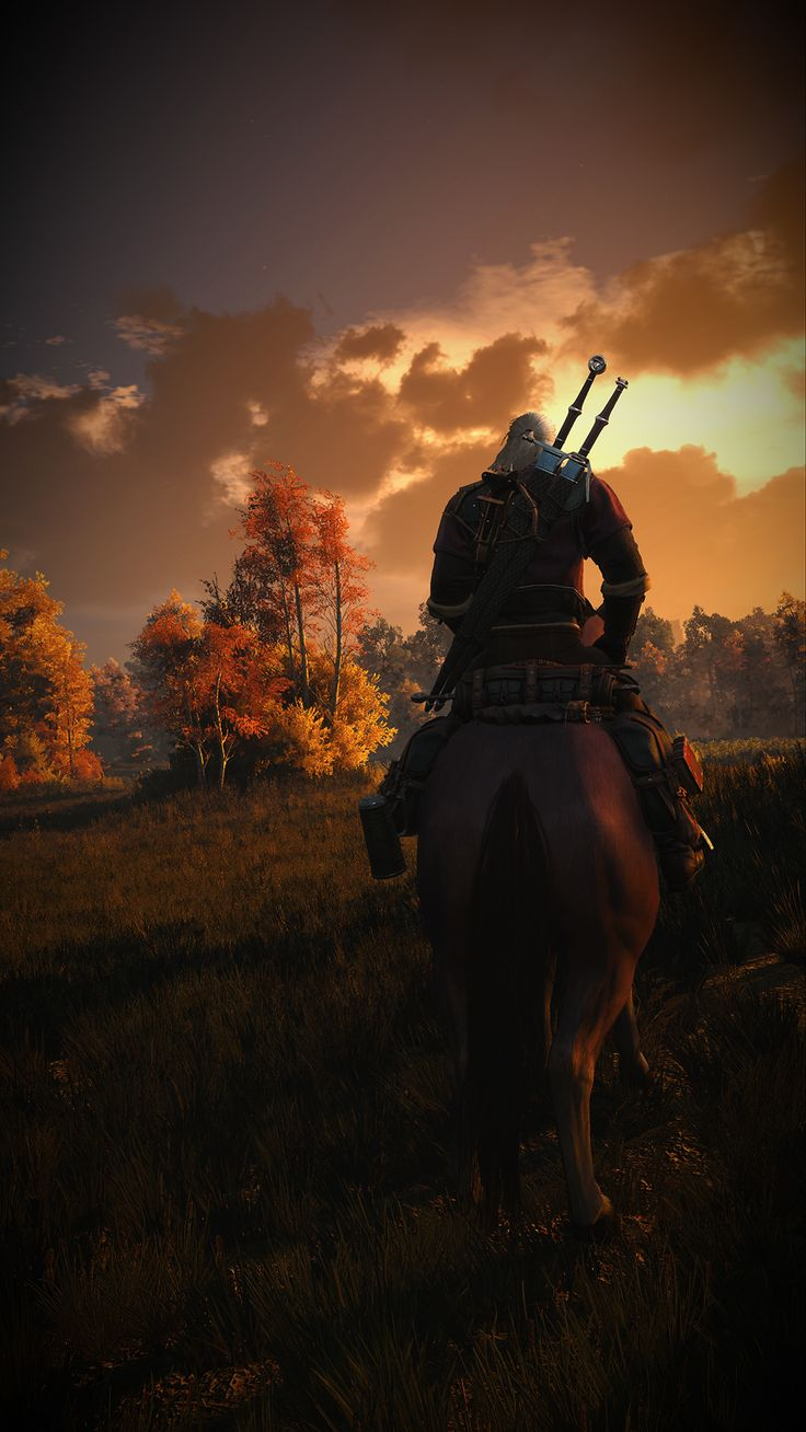 The Witcher and Plotka http://amzn.to/2sb3bJ3