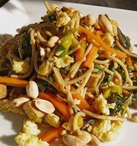 5 Recetas Vegetarianas de Tailandia ⋆ Siendo Saludable