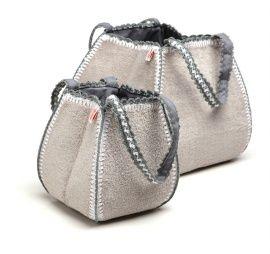 storagebags - opbergmandjes/tasjes @Fabs World  #storage #opbergmandje #rommel #nursery #baby #gift #donkergrijs #grey #kidsroom #babyroom #babyuitzet  #terry #badstof #babystuff #babyspullen #babyshower #interior shop:fabsstore.com (ship worldwide)