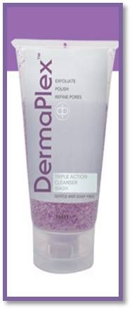 Essel Dermaplex Triple Action Cleanser. Gentle exfoliation and removal of dead skin cells 3 main actions – cleanse, exfoliate and refine pores Soap free and can be used as a make-up remover Won't dry out mature or dry skin, as opposed to other gel wash formulations. Read more @ http://www.agbeautysalon.co.za/beauty-products/essel-products/dermaplex-triple-action-cleanser-forsale.html #beautysalon #beautyspecialist #beautyblogger #beauty #skincareproducts #Dermaplex #Essel