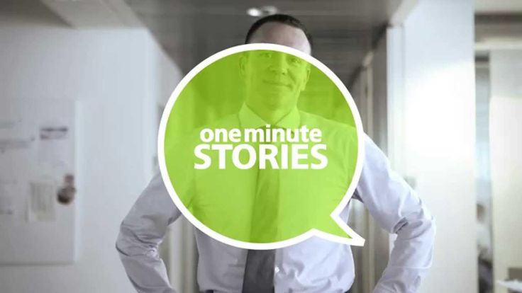 Greg Rossouw is motivated by new challenges, loves his kids and tries to be a superhero for them, loves his wife and his job. He has many roles in his life and is doing his best to balance them all. Too bad there are only 24 hours a day :) #Deloitte #OneMinuteStories #Central #Europe #One #Minute #Stories