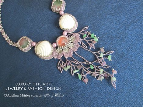 haute couture designer Adelina Maries http://sicsiclasic.wordpress.com luxury jewelry