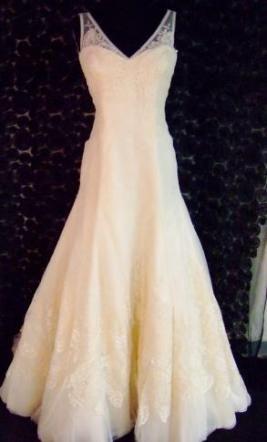 Vera Wang - Bridal Gown - $500.00