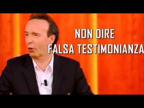 Alcune delle menzogne dette da Roberto Benigni sui Dieci Comandamenti   La Buona Strada