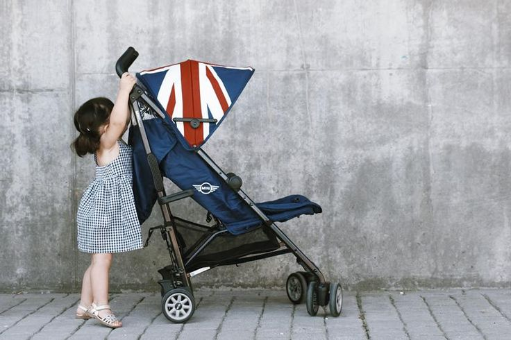 Sorteo de la silla de paseo MINI Buggy Union Jack Classic