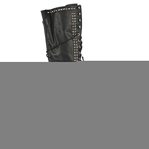 Breckelles Womens Alabama-13 Over The Knee Studded Lace Up Boot,Black,5.5 Breckelles http://www.amazon.ca/dp/B00HN32P3C/ref=cm_sw_r_pi_dp_8b6mwb07RE0Q0