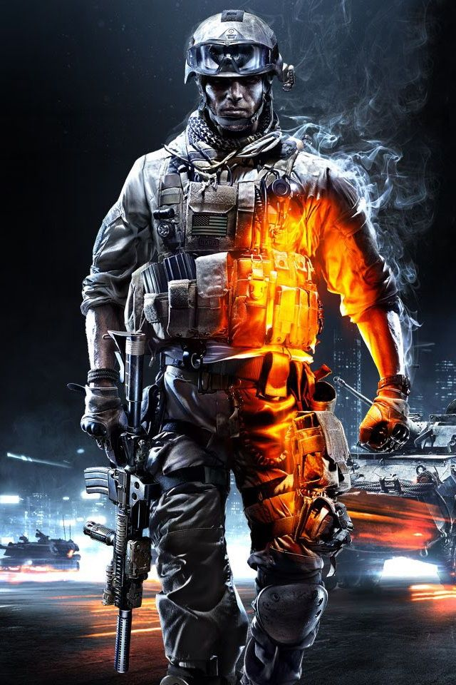 BF3, my newest addiction