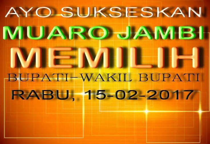 KPU Muaro Jambi, Membuka Pendaftaran  Anggota PPK dan PPS