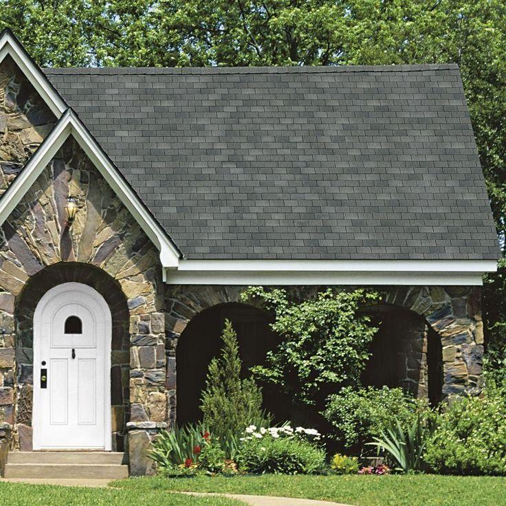 Best Owens Corning Supreme Estate Gray 3 Tab Shingles 33 3 Sq 640 x 480