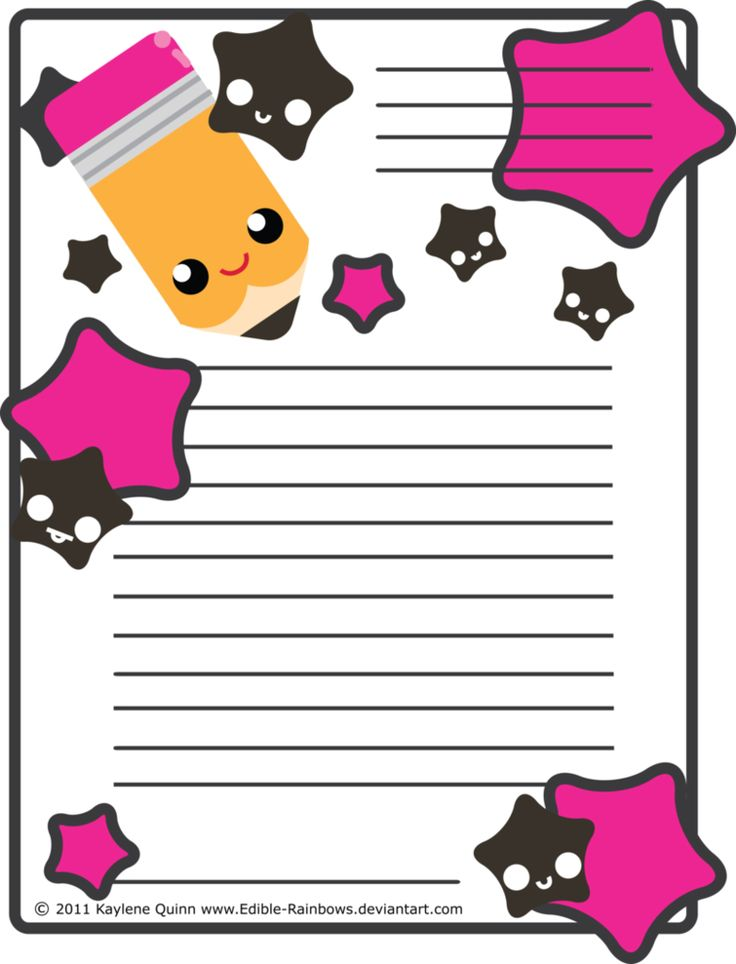 88 best Stationery Paper images on Pinterest Free printable - print writing paper