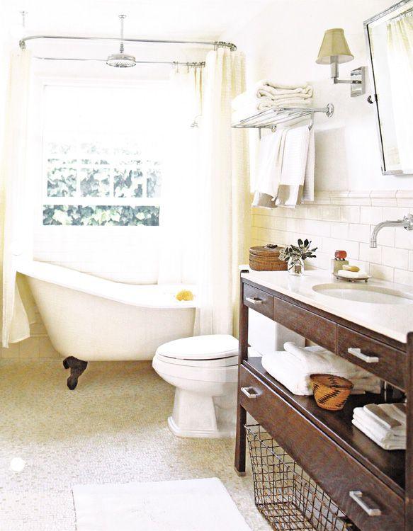 victorian traditional | bathroom ideas | Pinterest