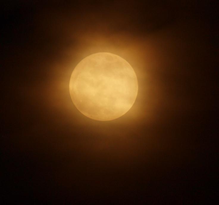 Moon - May 5, 2012  Full Moon  Super Moon