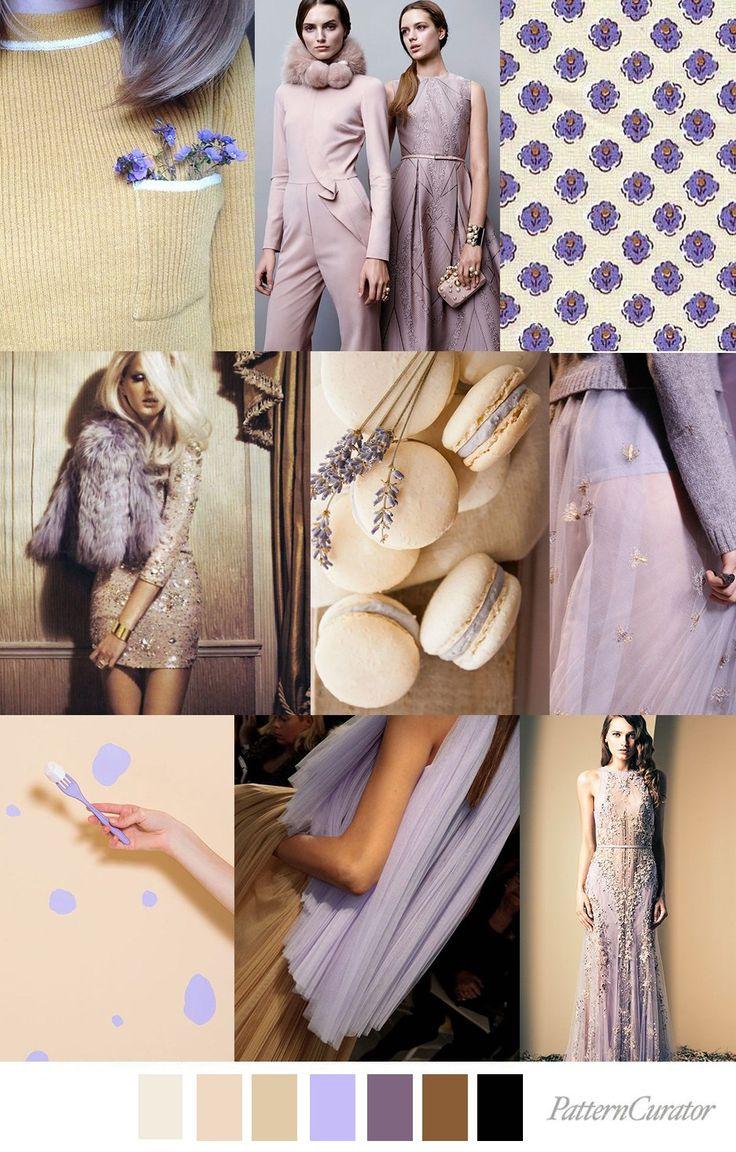 S/S 2018 colors trends: HONEY LAVENDER