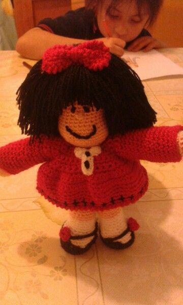 Mafalda amigurumis
