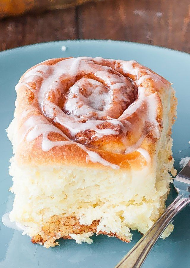 Cinnamon Rolls @FoodBlogs