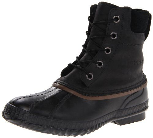 Sorel Men's Cheyanne Lace Full Grain Leather Boot - http://authenticboots.com/sorel-mens-cheyanne-lace-full-grain-leather-boot/