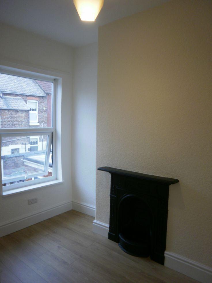 Liverpool, #3. (Now smaller) rear bedroom.
