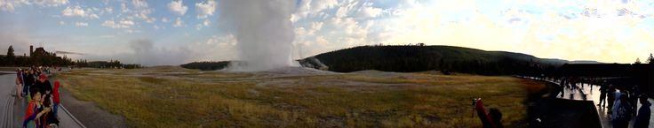 Yellowstone National Park with East-West Global Tours